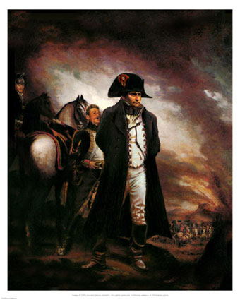 10256~Napoleon-at-Waterloo-Posters